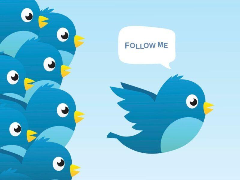 Conseguir seguidores en Twitter: Un tutorial
