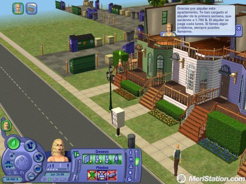 Guía para construir apartamentos en Los Sims 2: La vida en los apartamentos