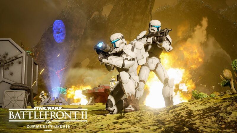 Campaña de Star Wars Battlefront 2: Trucos y guía para un jugador