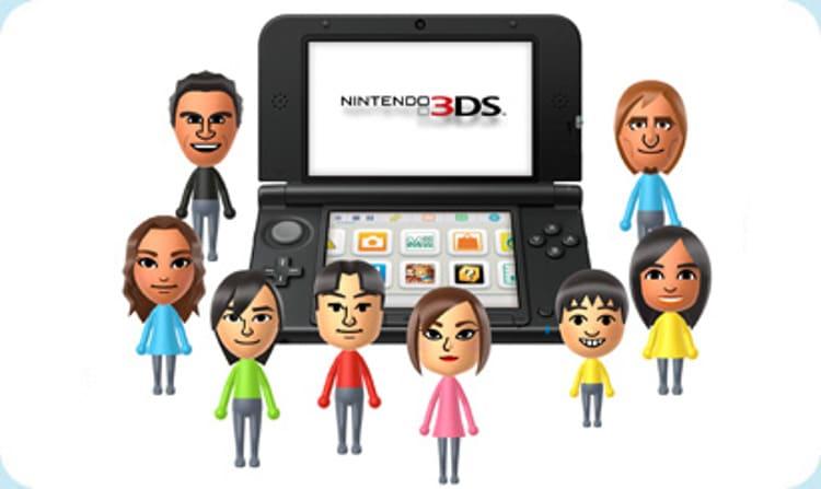 StreetPasses en tu Nintendo 3DS