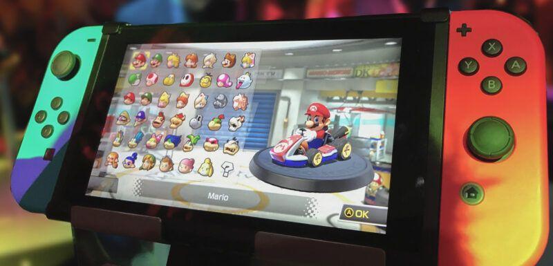 Cómo retransmitir videojuegos de Nintendo Switch en Twitch