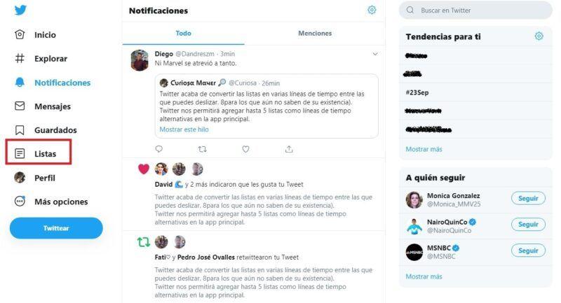 Cómo usar Twitter para buscar personas