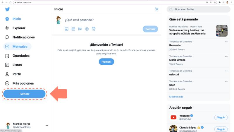 ¿Por qué usar Twitter? Formas de empezar para los principiantes