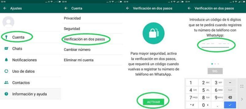 Cómo utilizar WhatsApp sin un número de teléfono