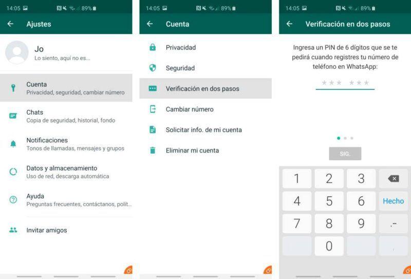 Cómo usar la configuración de privacidad de WhatsApp