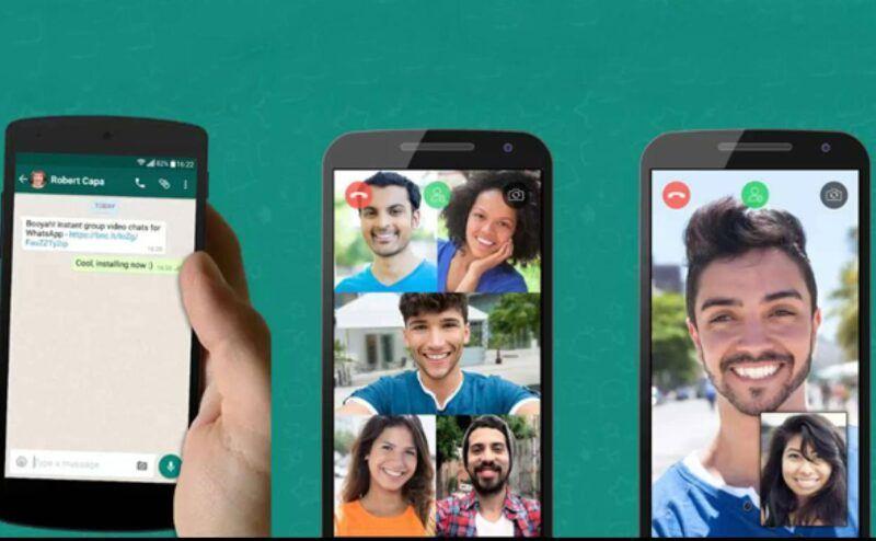 Cómo utilizar las videollamadas de WhatsApp para llamadas individuales y de grupo