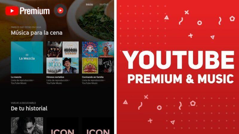 ¿Qué es YouTube Premium?