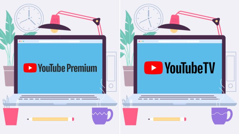 YouTube Premium vs. YouTube TV: ¿Cuál es la diferencia?