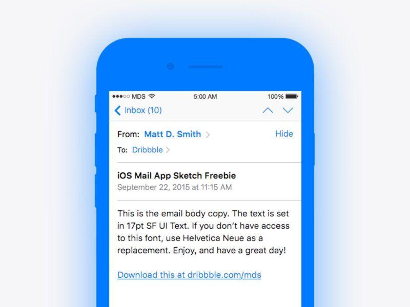 Cómo evitar que iOS Mail descargue imágenes remotas