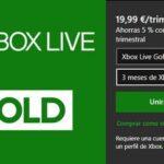¿Cuánto cuesta Xbox Live?