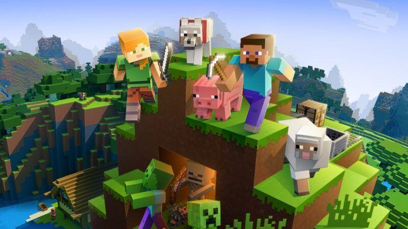 ¿Qué es Minecraft?