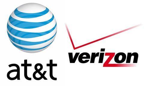 AT&T a Verizon