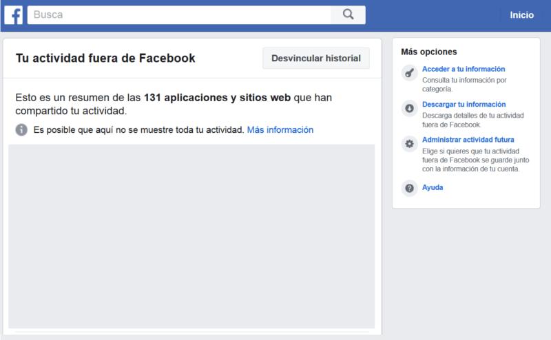Cómo utilizar la herramienta de desactivación de la actividad de Facebook para proteger tu privacidad