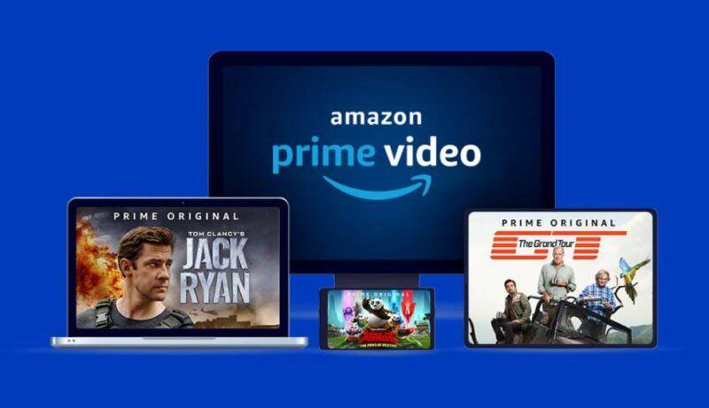 Streaming de vídeo gratuito para los miembros de Amazon Prime