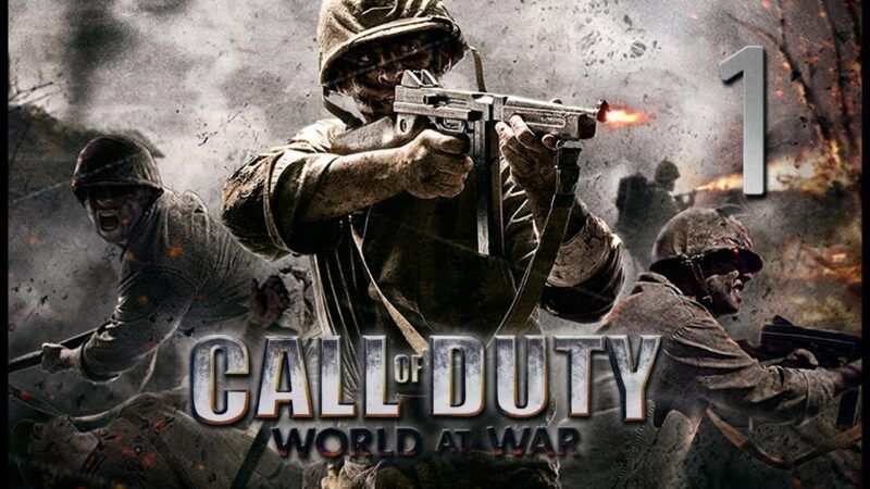 Requisitos del sistema de Call of Duty World at War