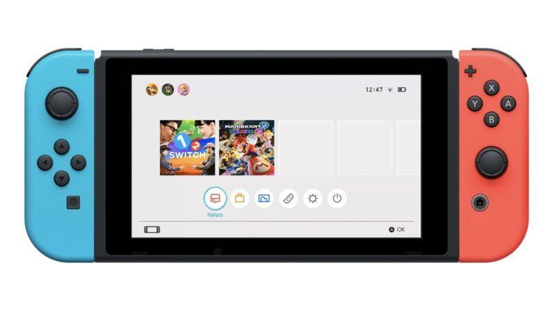 La cámara de Nintendo Switch: ¿Dónde está y cómo funciona?