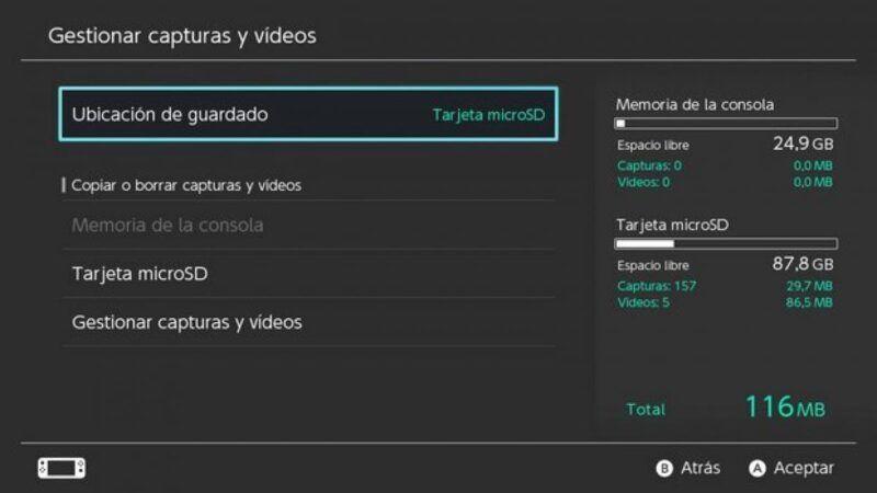 Cómo hacer y compartir capturas de pantalla de Nintendo Switch