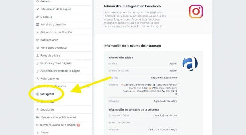 Cómo añadir una pestaña de Instagram a tu página de Facebook