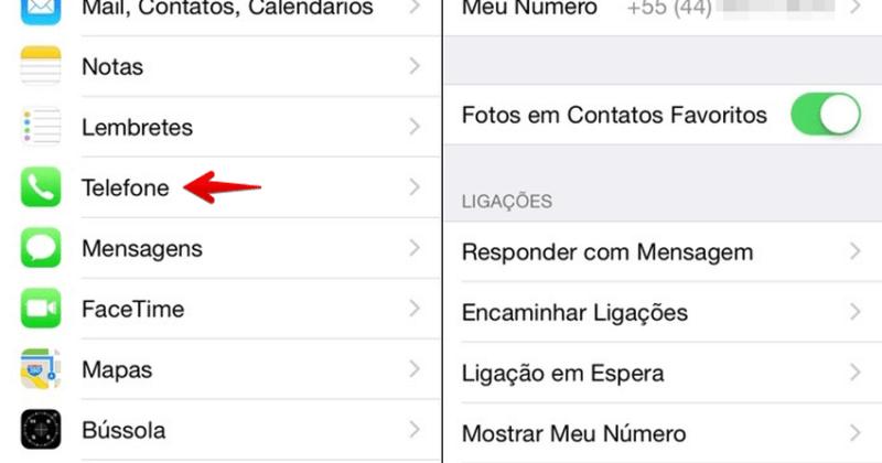 Cómo desbloquear un número en el iPhone