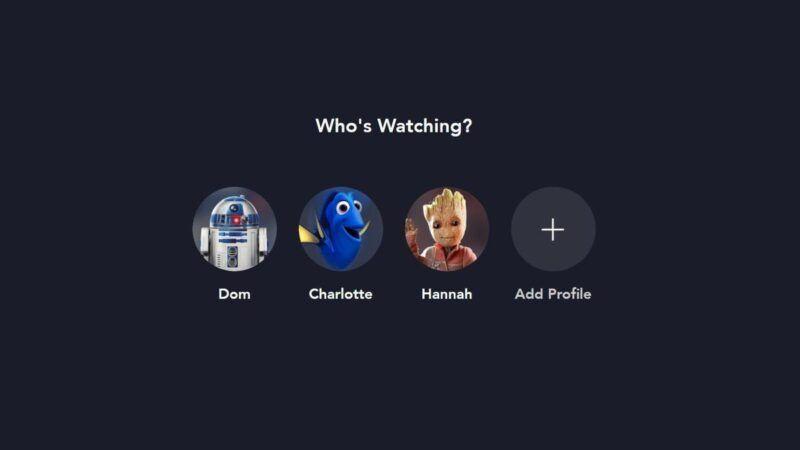 Compartir Disney Plus: ¿Cuántas personas pueden ver a la vez?
