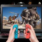 Cómo conectar la Nintendo Switch a su computadora portátil