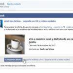 Cómo crear una oferta en tu página de Facebook