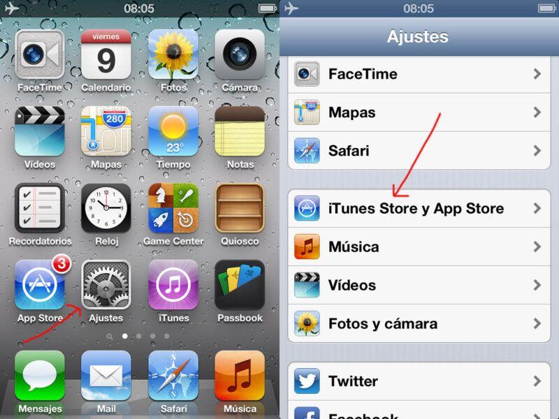 Cómo descargar aplicaciones de iPhone que ya has comprado