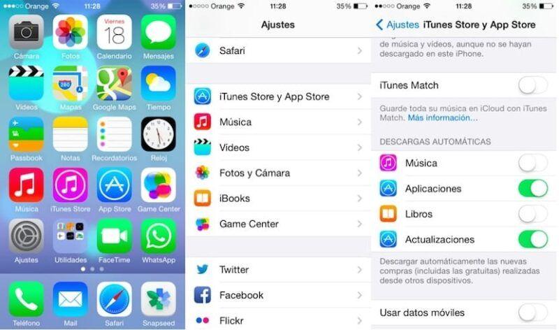¿Tienes que comprar la misma aplicación de iPhone para cada uno de tus dispositivos?