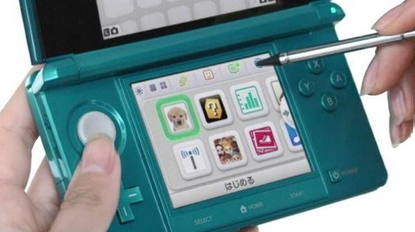 Descargar demos de juegos de Nintendo 3DS