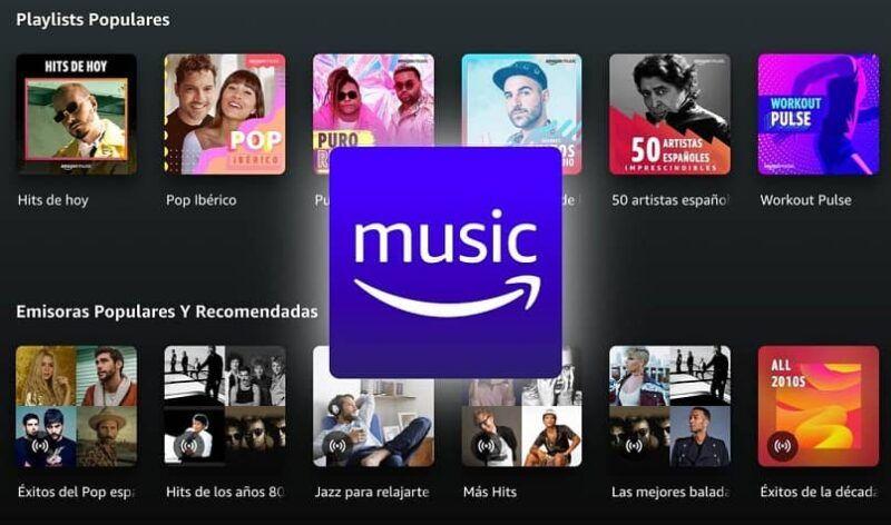 Descargar varias canciones de Amazon Music