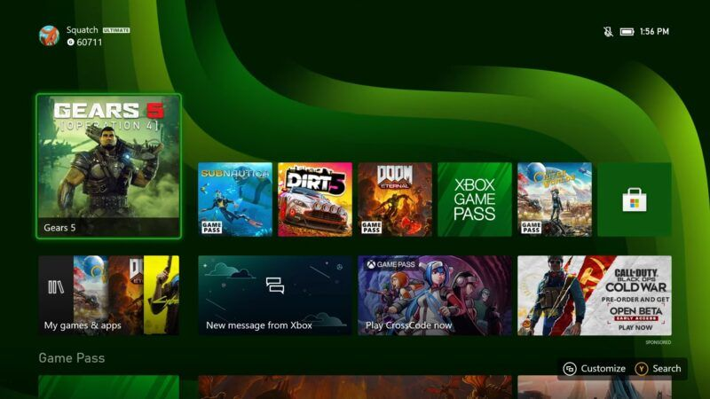 Cómo desinstalar un juego en la serie X o S de Xbox