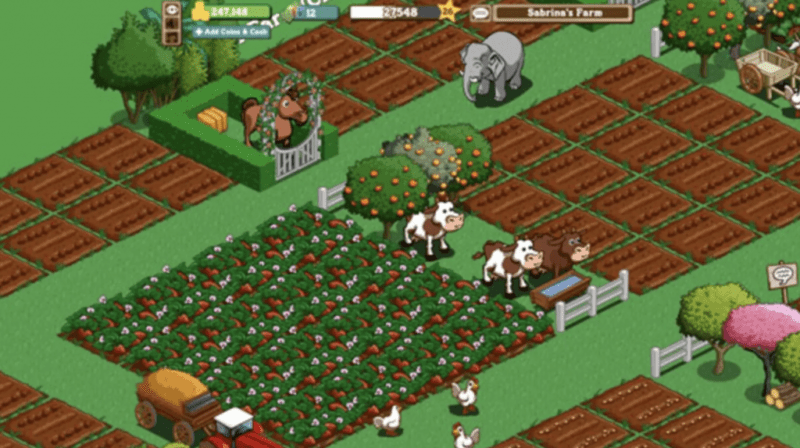 Domina Farmville con estos consejos y trucos