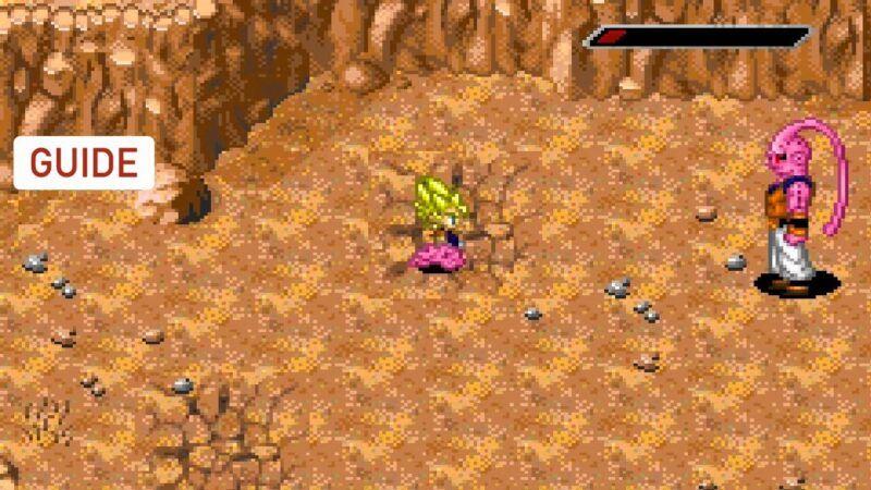 Trucos de Dragon Ball Z: Buu's Fury
