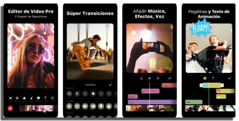 Cómo editar vídeos en tu iPhone