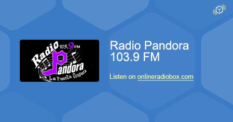 Emisora de radio en Pandora