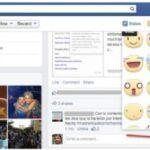 Cómo usar emoticonos y pegatinas en los comentarios de Facebook