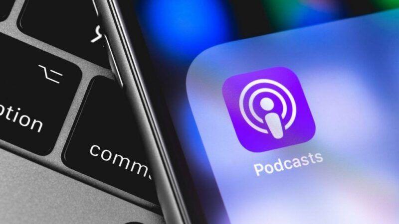 Escuchar podcasts en el iPhone y el Mac