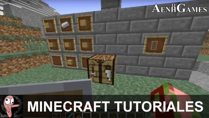 Escudo en Minecraft