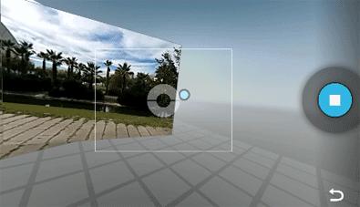 Fotografías esféricas de Android