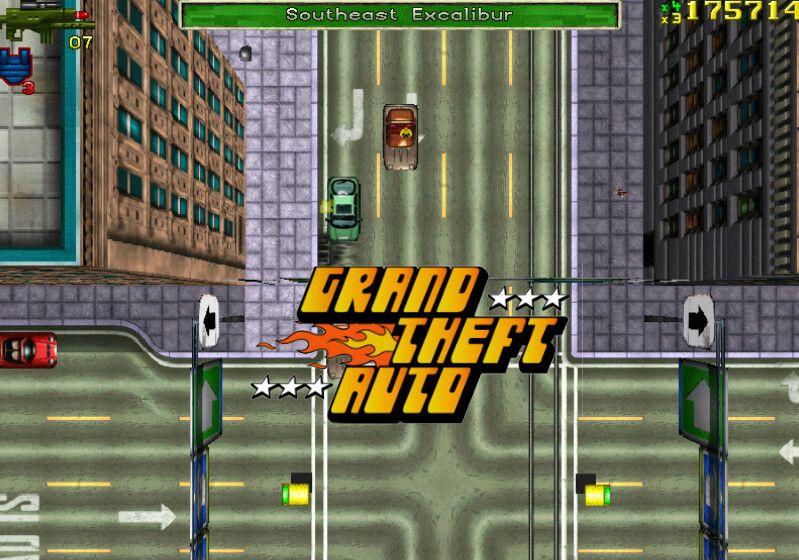 Grand Theft Auto de 1997