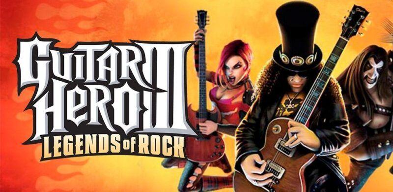Guía de trucos de Guitar Hero 3: Legends of Rock para PS2