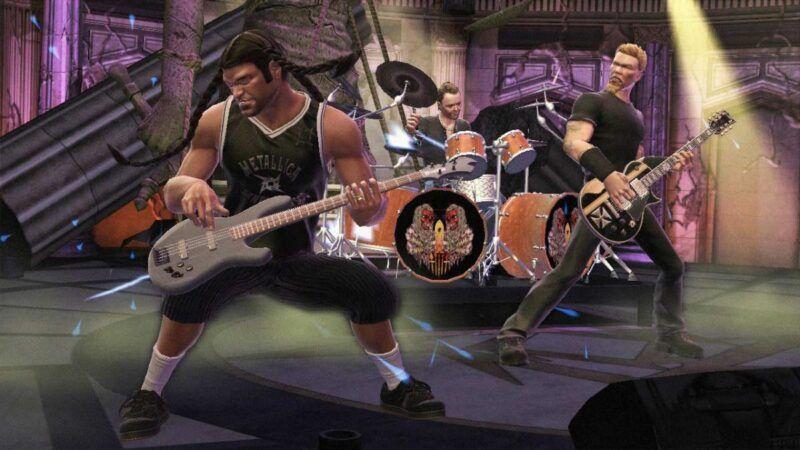 Lista completa de canciones de 'Guitar Hero: Metallica