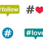 Historia de los Hashtags y su uso en las redes sociales