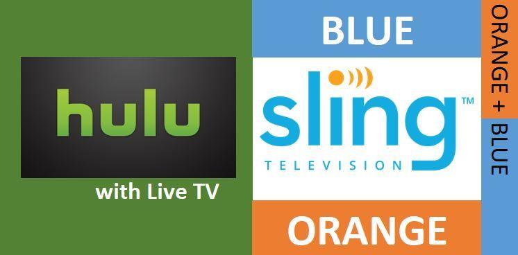 Hulu vs. Sling TV