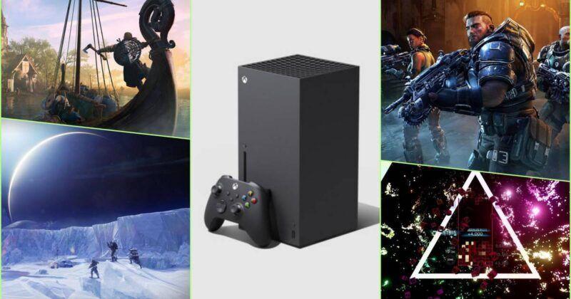 Cómo compartir juegos con amigos en Xbox Series X o S