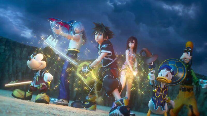 Trucos, códigos y guías de Kingdom Hearts 3