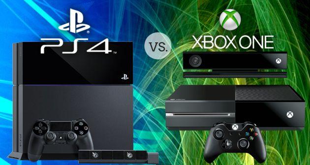 La PS4 VS Xbox One