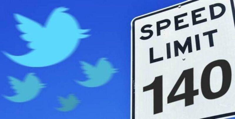 ¿Limita Twitter el número de personas que puedes seguir?