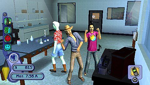 Los Sims 2 PSP