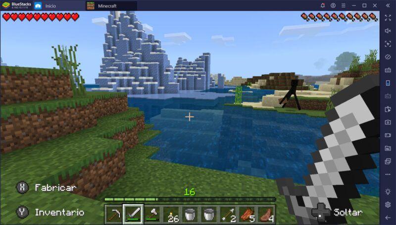 Trucos para sobrevivir en Minecraft - El Principio
